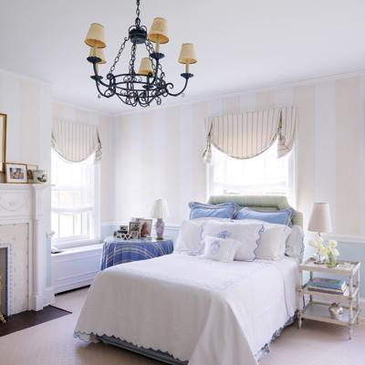 Kenneth Cole's Stylish Home - The Bedroom