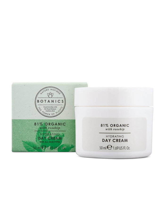 BOTANICS Organic Hydrating Day Cream