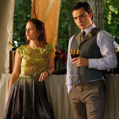 八卦 Girl - Episode 5 - Leighton Meester - Ed Westwick