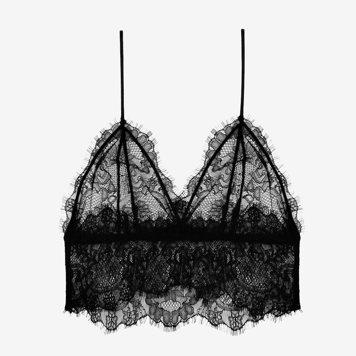 Ikke-so-Basic Bra