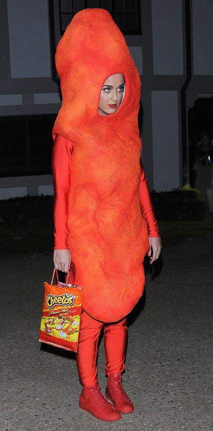 Katy Perry - Halloween Costumes