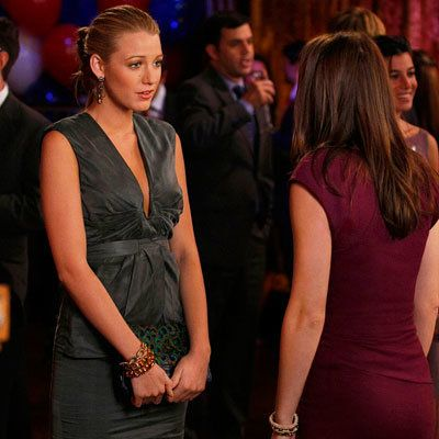 八卦 Girl - Episode 8 - Blake Lively - Leighton Meester