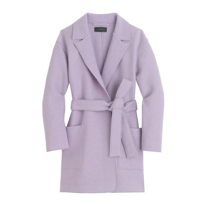 kogt Wool Wrap Coat