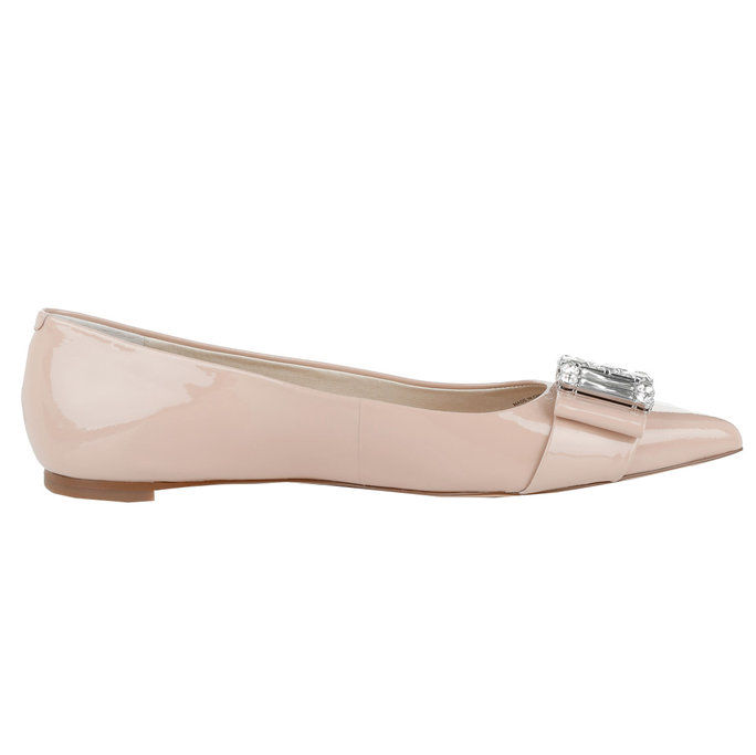 米歇尔 Pointed-Toe Flats
