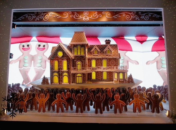 HERRE & TAYLOR: A Few of Our Favorite Things, Gingerbread Kingdom