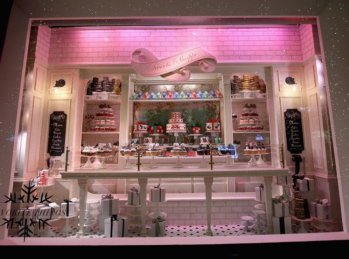 HERRE & TAYLOR: A Few of Our Favorite Things, Sweets Shop