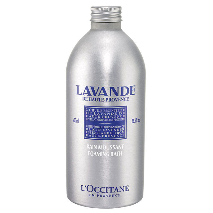 L'Occitane Lavnder Foaming Bath