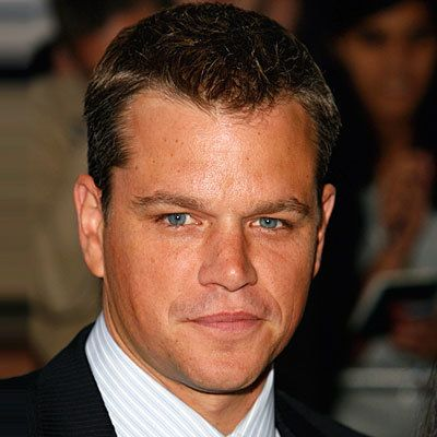 Matt Damon, Best of 2007