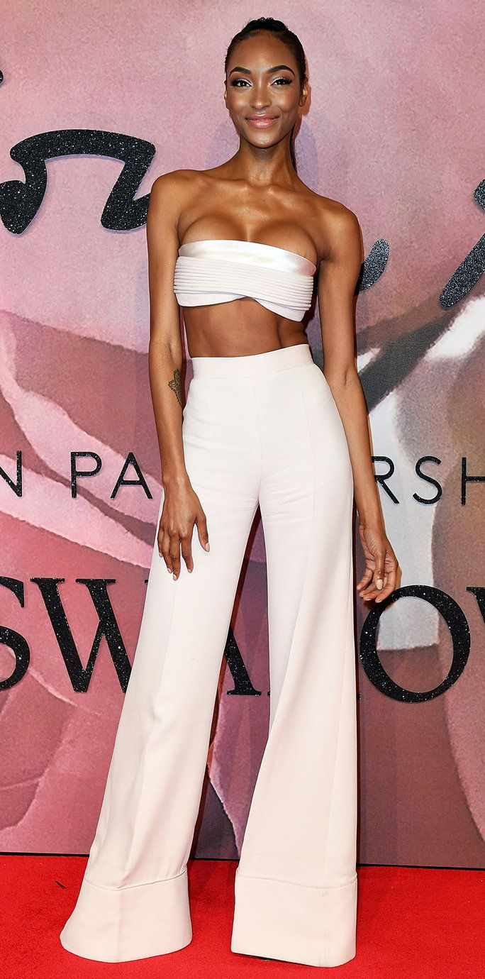 Britanci Fashion Awards 2016 - Jourdan Dunn