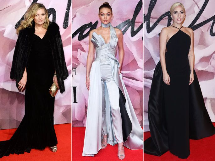 Britanci Fashion Awards 2016 - LEAD