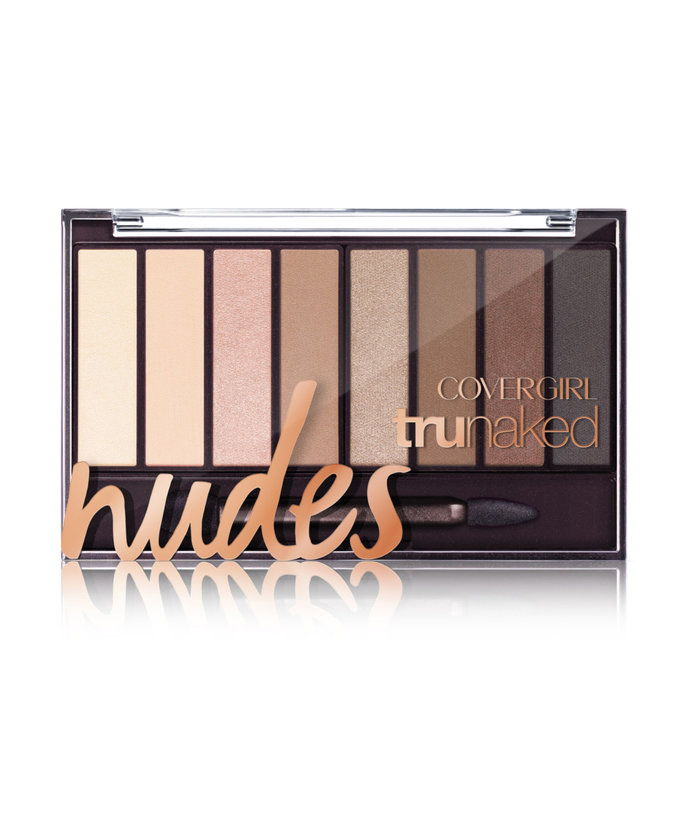 封面女郎 Nudes TruNaked Eyeshadow Palette