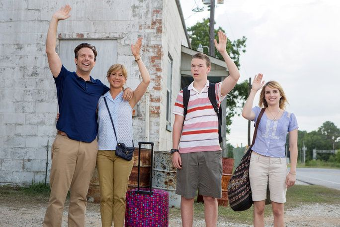 3. WE'RE THE MILLERS (2013)