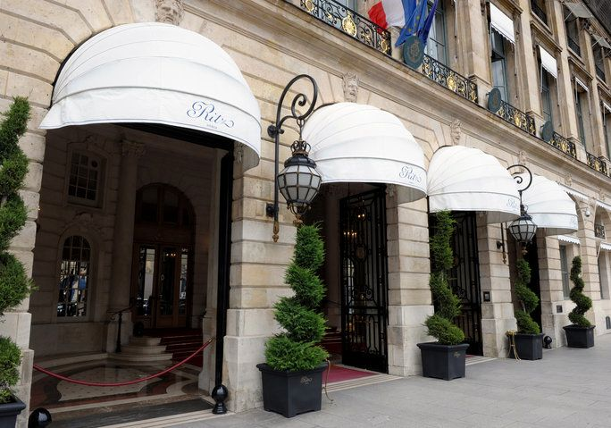Ritz Paris Returns