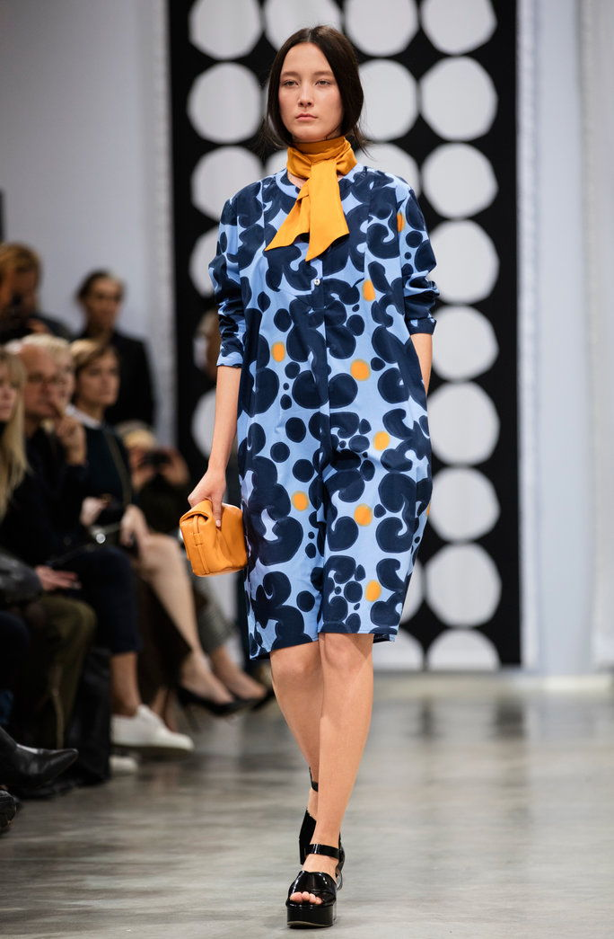 Anna Teurnell's Debut Collection for Marimekko