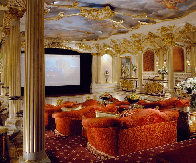 The Movie Theater