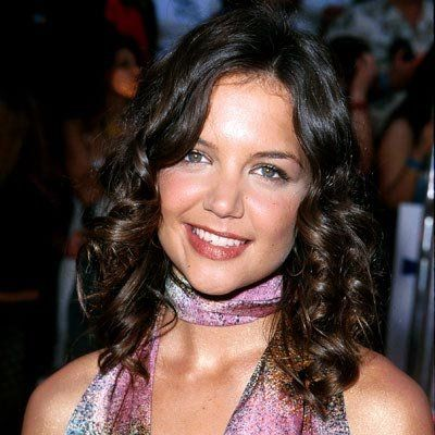 Katie Holmes - Transformation - hair and makeup