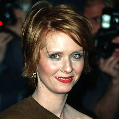 Cynthia Nixon - Transformation - Beauty - Before and After