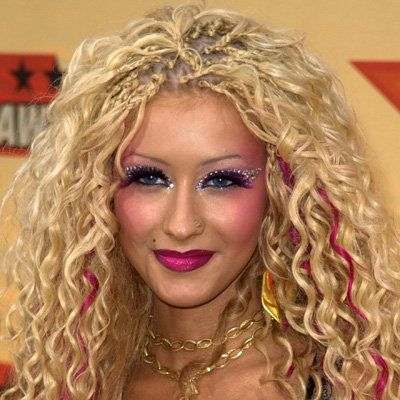 Christina Aguilera - Transformation - hair and beauty