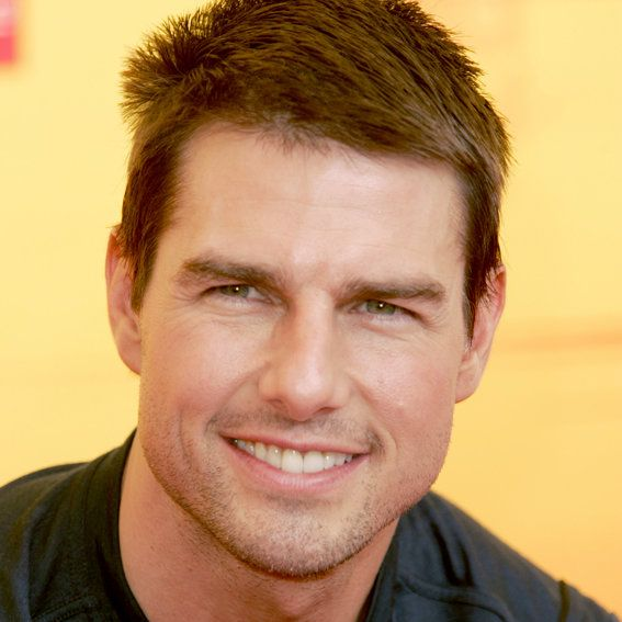 Tom Cruise - Transformation - Hair - Celebrity Before and After