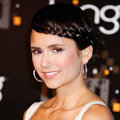 Nina Dobrev - Transformation - Hair - Celebrity Before and After