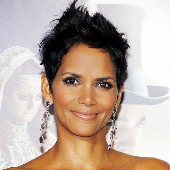 转型 - Halle Berry - Celebrity Before and After