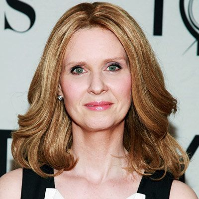 Cynthia Nixon - Transformation - Hair - Celebrity Before and After