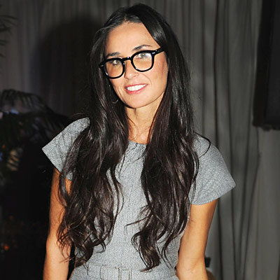 Demi Moore - Transformation - Hair - Celebrity Before and After