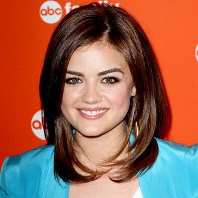 Lucy Hale - Transformation - Hair - Celebrity Before and After