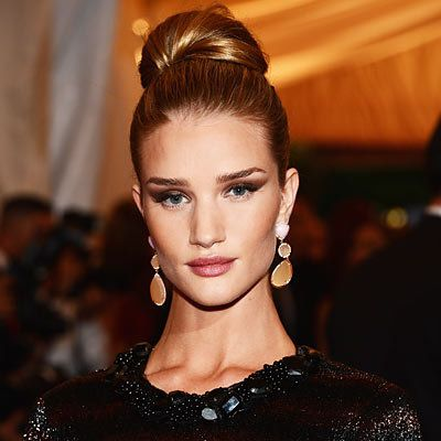 Rosie Huntington-Whiteley - Transformation - Hair - Celebrity Before and After