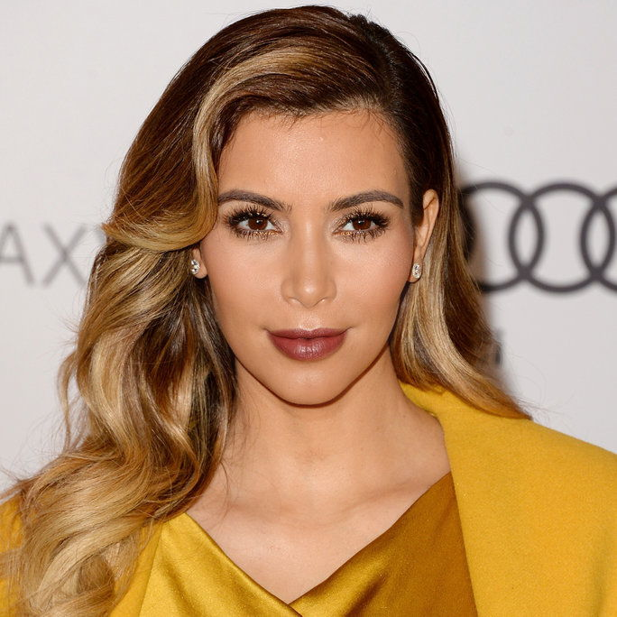 金 Kardashian arrives at The Hollywood Reporter's 22nd Annual Women In Entertainment Breakfast