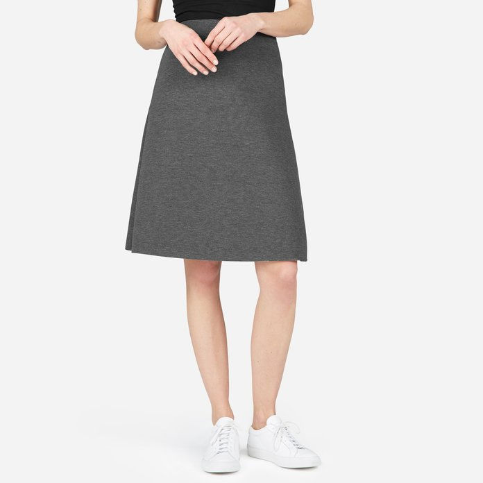 Det Street Fleece Skirt