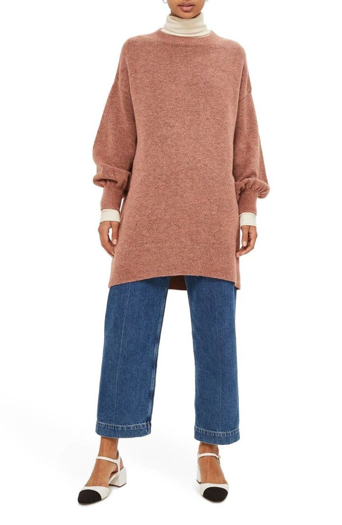 Topshop的 Sweater Dress