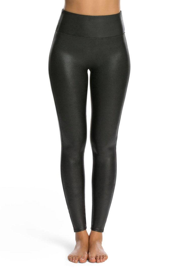 仿 Leather Leggings