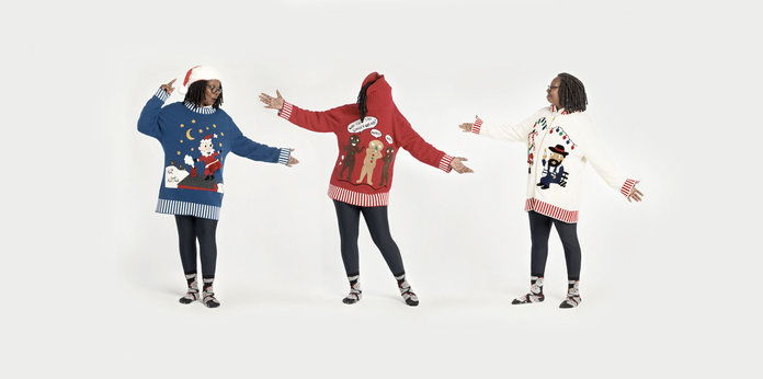 Whoopi Christmas Sweater