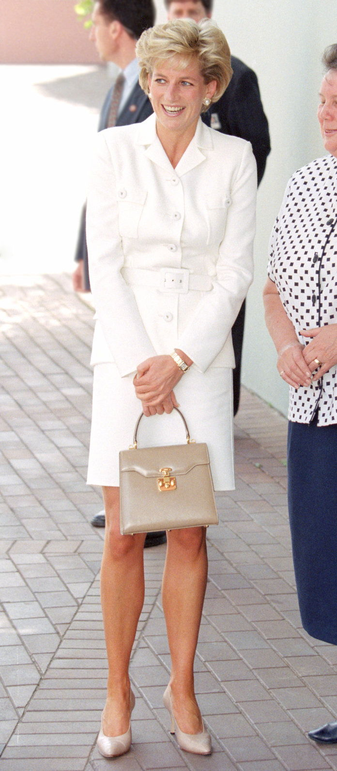 戴安娜, Princess Of Wales In Sydney, Australia