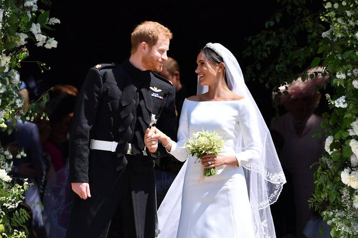 Prins Harry Marries Ms. Meghan Markle - Windsor Castle